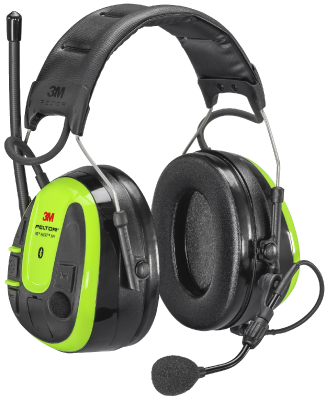 Wireless Phone Headset Peltor WS Alert XPI - hjässbygel