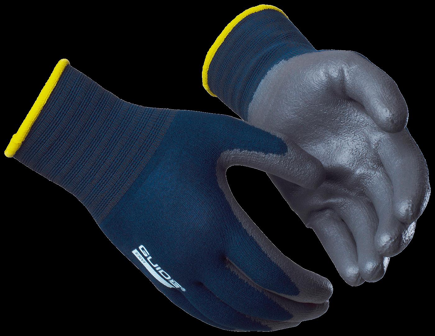 Thin work glove GUIDE 3301