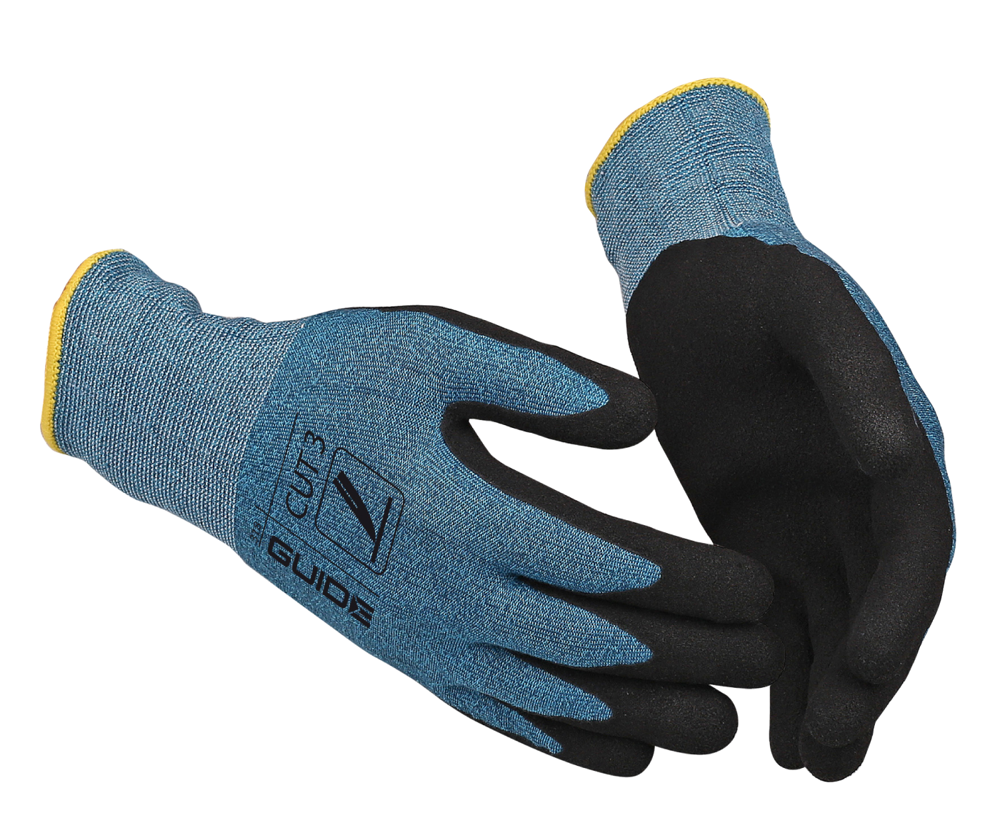 Cut Protection Glove GUIDE 318