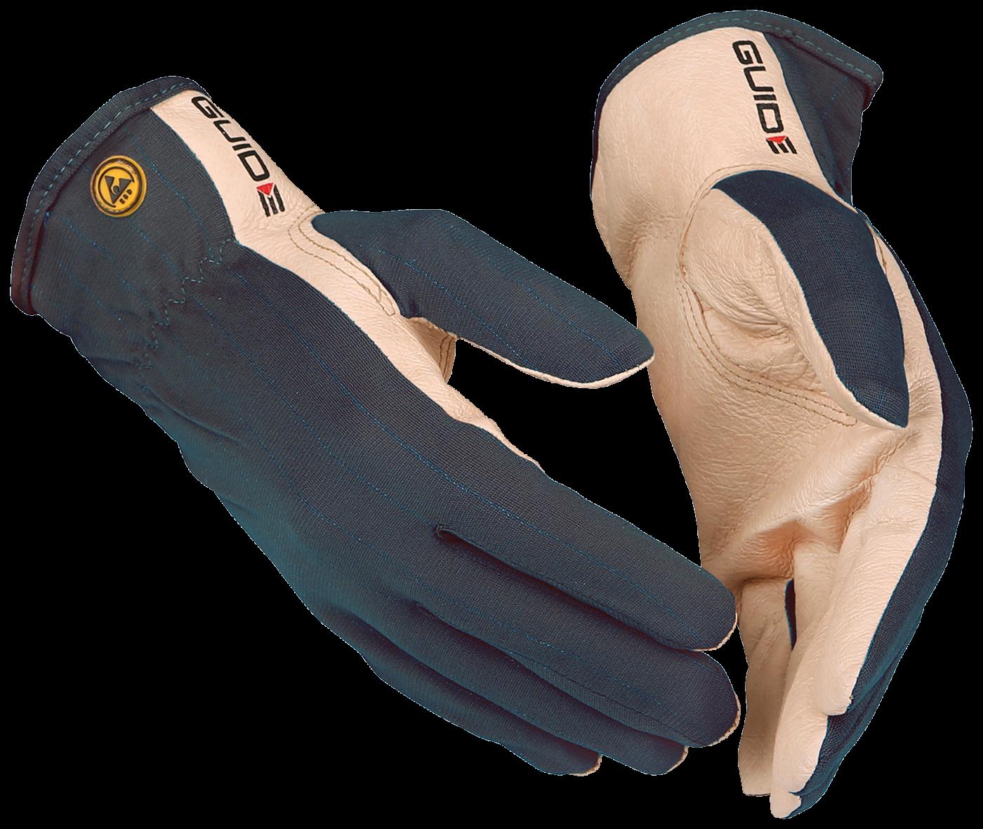 ESD glove GUIDE 58