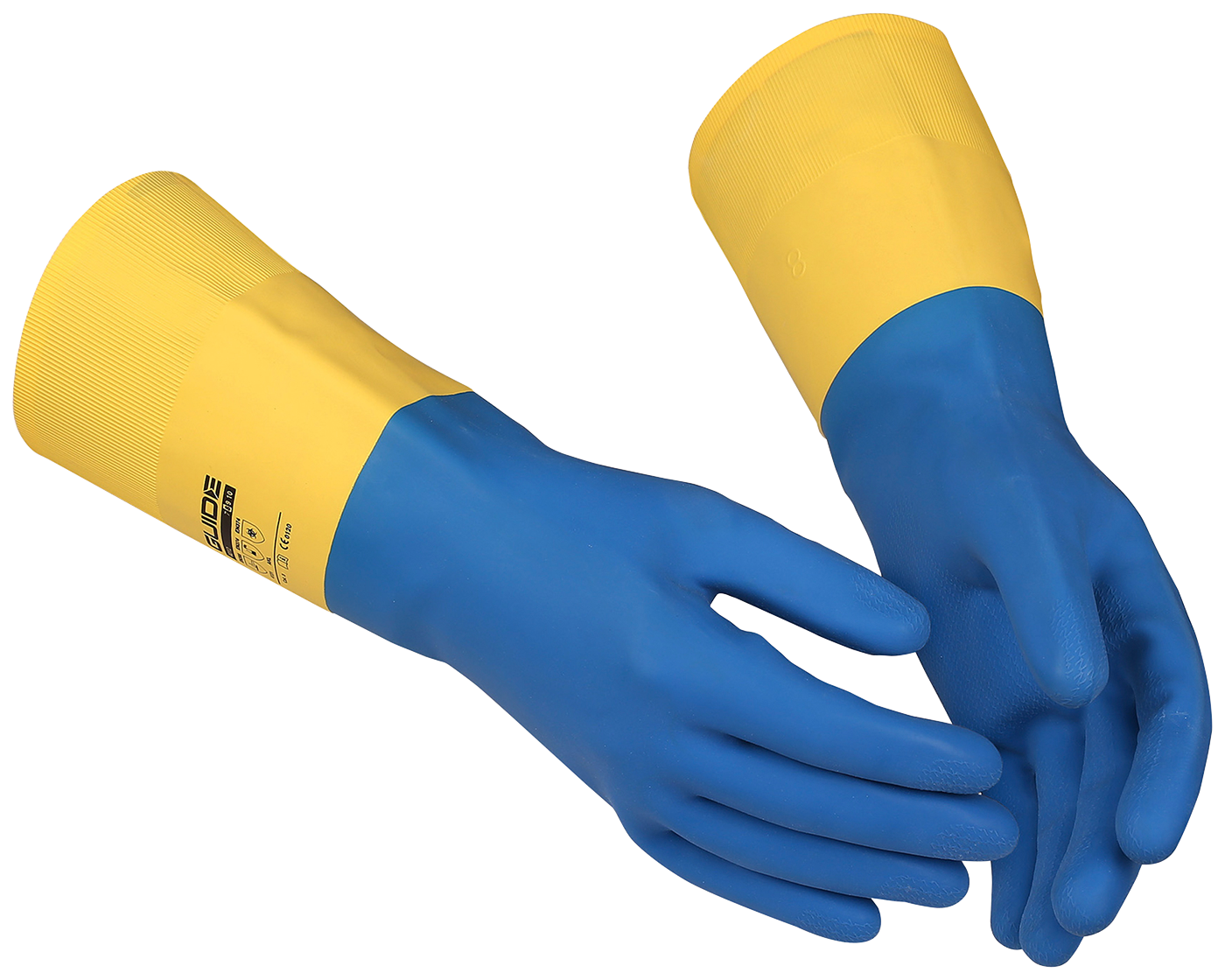 Chemical Protection Glove GUIDE 4012